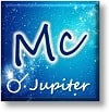 MC 木星 合 カルミネート アスペクト