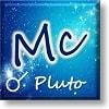 カルミネート MC 冥王星